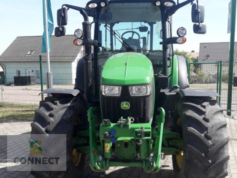 Traktor des Typs John Deere 5100 R, Gebrauchtmaschine in Gerichshain (Bild 1)
