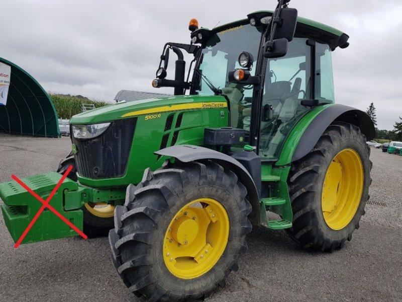 Traktor des Typs John Deere 5100 R, Gebrauchtmaschine in CASTETIS (Bild 1)