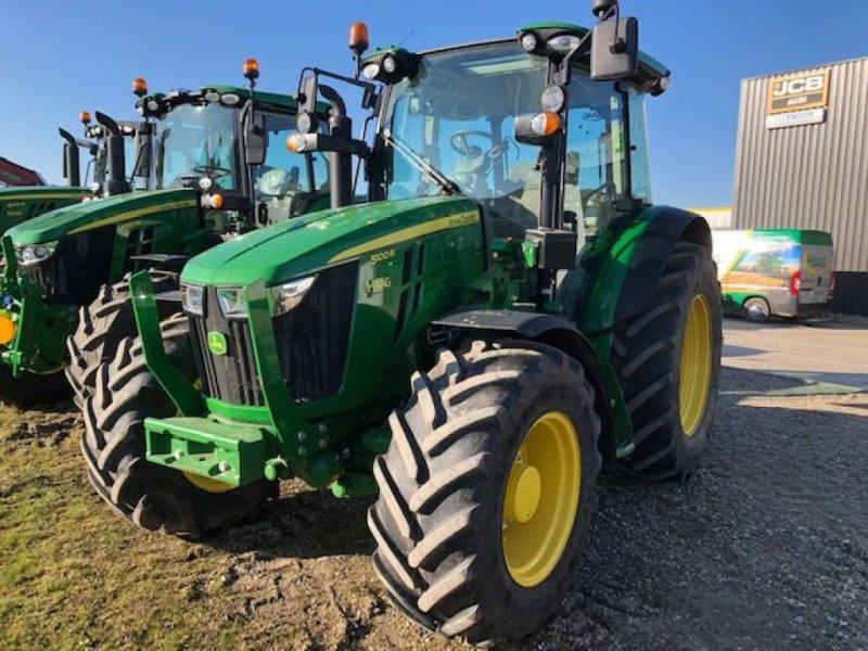 Traktor des Typs John Deere 5100 R, Gebrauchtmaschine in VOLGELSHEIM (Bild 1)