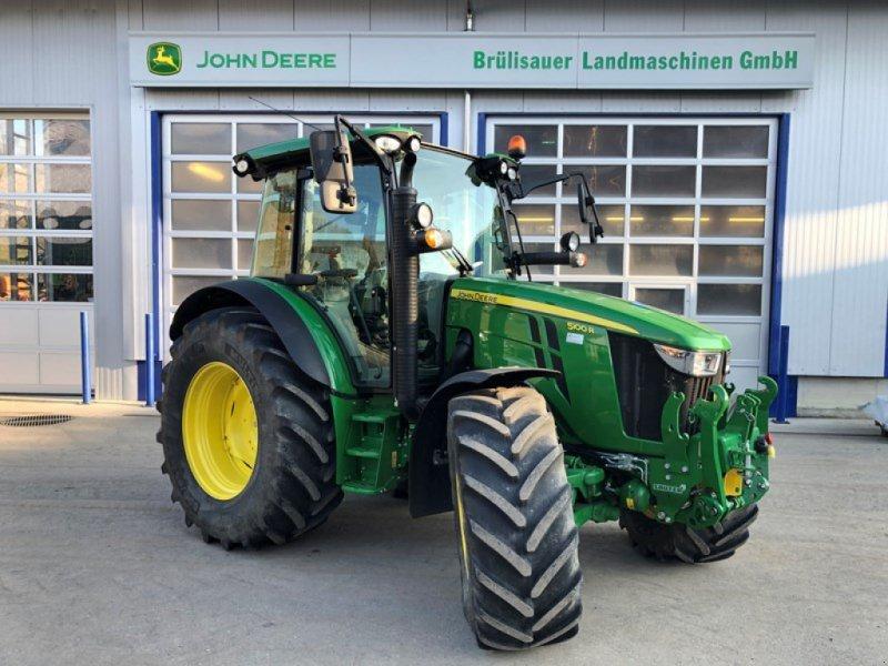 Traktor des Typs John Deere 5100 R, Gebrauchtmaschine in Eichberg (Bild 1)