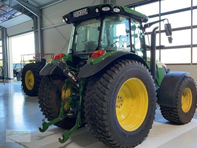 Traktor типа John Deere 5100 R, Gebrauchtmaschine в Söchtenau (Фотография 3)