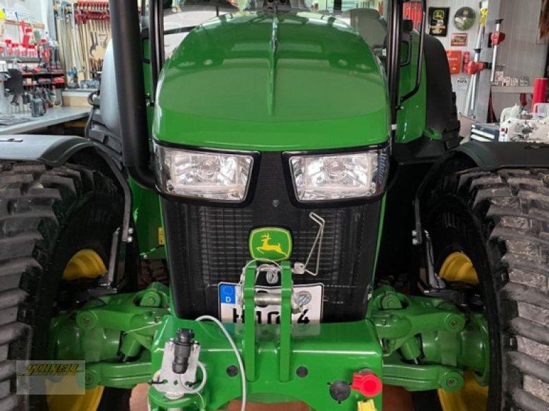Traktor типа John Deere 5100 R, Gebrauchtmaschine в Söchtenau (Фотография 4)