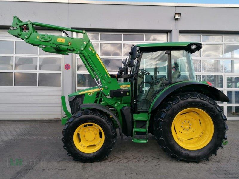 Traktor a típus John Deere 5100 R, Gebrauchtmaschine ekkor: Eggenfelden (Kép 1)