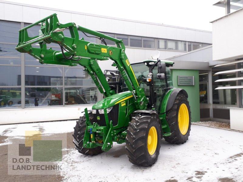 Traktor des Typs John Deere 5100 R, Gebrauchtmaschine in Regensburg (Bild 1)
