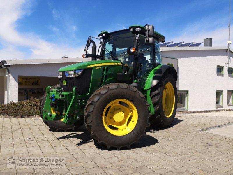 Traktor типа John Deere 5100 R, Gebrauchtmaschine в Fünfstetten (Фотография 1)
