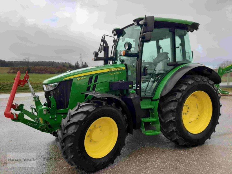 Traktor des Typs John Deere 5100 R, Gebrauchtmaschine in Antdorf (Bild 2)