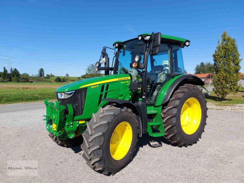 Traktor tipa John Deere 5100 R, Neumaschine u Antdorf (Slika 1)