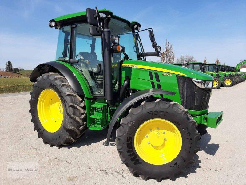 Traktor a típus John Deere 5100 R, Neumaschine ekkor: Antdorf (Kép 1)