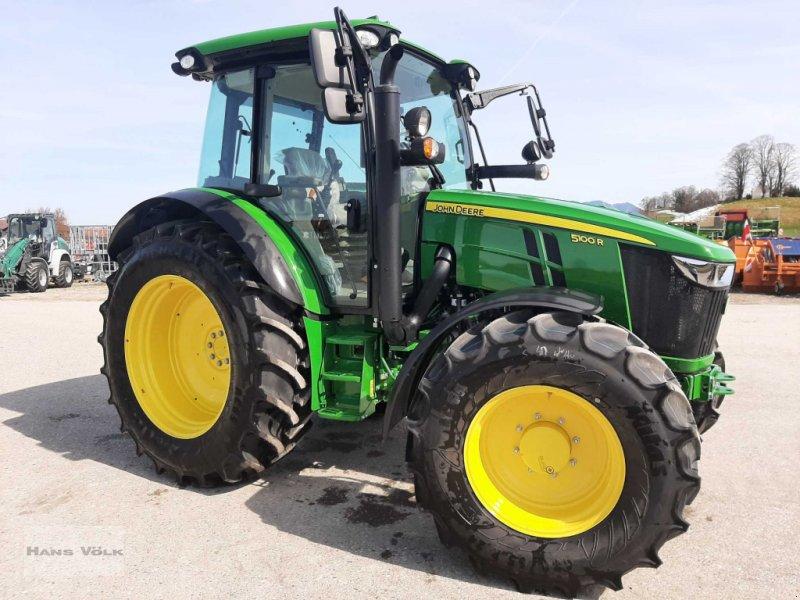 Traktor typu John Deere 5100 R, Neumaschine w Antdorf (Zdjęcie 1)