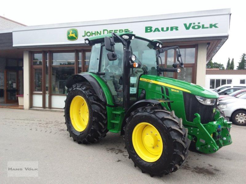 Traktor des Typs John Deere 5100 R, Neumaschine in Schwabmünchen (Bild 1)