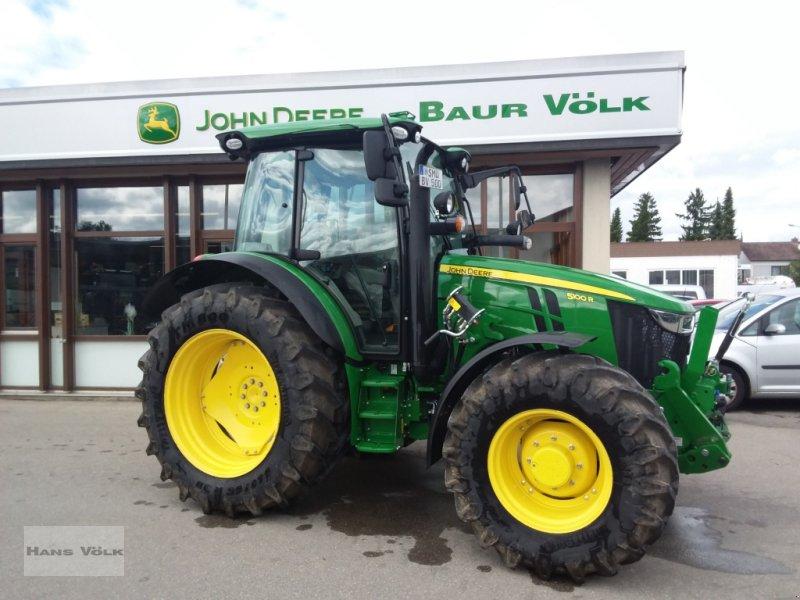 Traktor des Typs John Deere 5100 R, Gebrauchtmaschine in Schwabmünchen (Bild 1)
