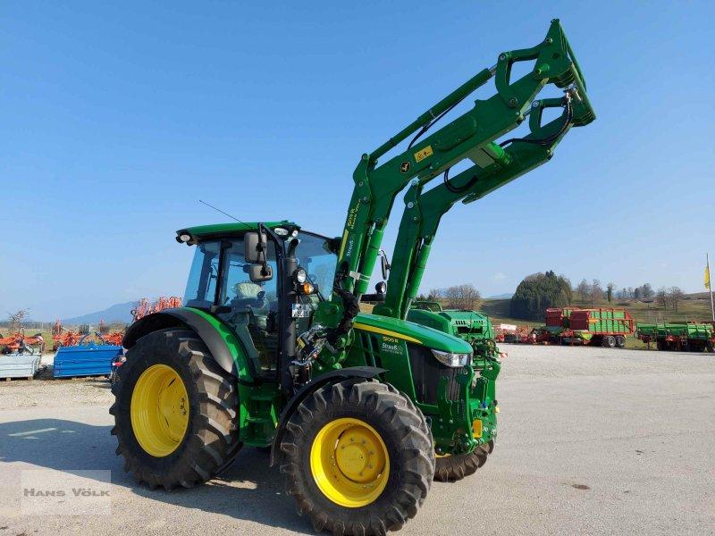 Traktor des Typs John Deere 5100 R, Gebrauchtmaschine in Antdorf (Bild 1)