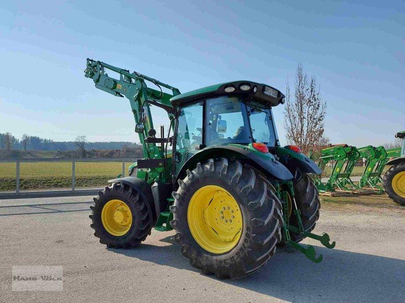 Traktor des Typs John Deere 5100 R, Gebrauchtmaschine in Antdorf (Bild 3)