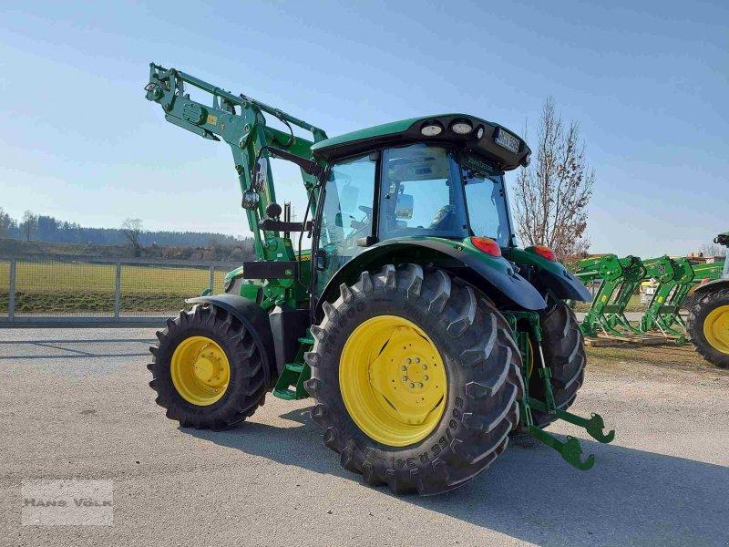 Traktor des Typs John Deere 5100 R, Gebrauchtmaschine in Antdorf (Bild 4)