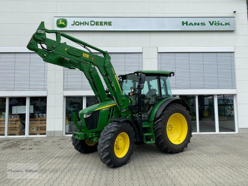 Traktor des Typs John Deere 5100 R, Gebrauchtmaschine in Eching (Bild 1)