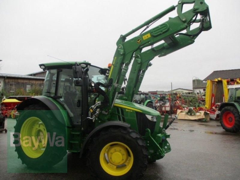 Traktor des Typs John Deere 5100 R, Gebrauchtmaschine in Schönau b.Tuntenhausen (Bild 2)
