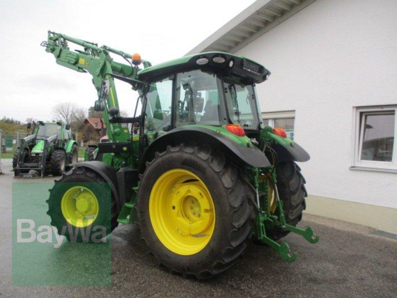 Traktor des Typs John Deere 5100 R, Gebrauchtmaschine in Schönau b.Tuntenhausen (Bild 3)