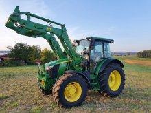 Traktor des Typs John Deere 5100 R, Gebrauchtmaschine in Reichartshausen (Bild 1)