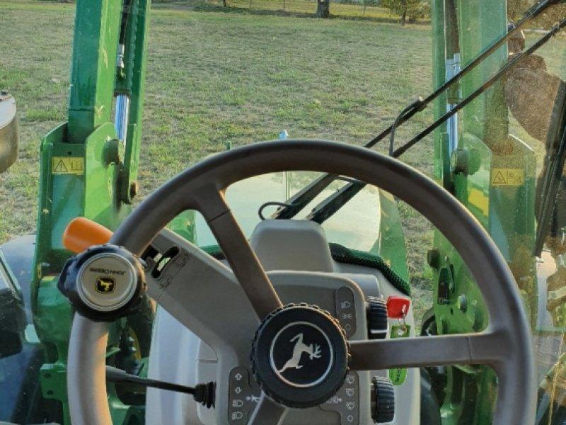 Traktor des Typs John Deere 5100 R, Gebrauchtmaschine in Reichartshausen (Bild 4)