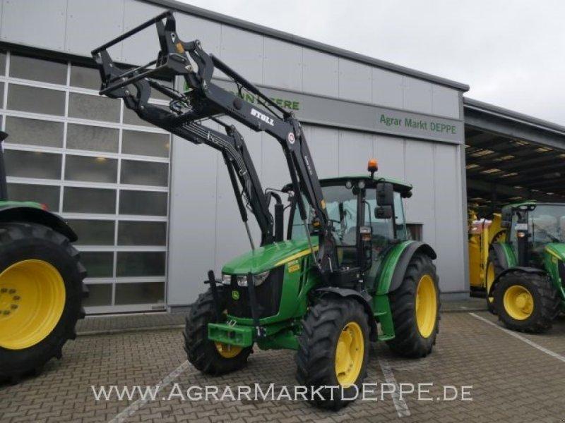Traktor a típus John Deere 5100M, Gebrauchtmaschine ekkor: Lauterberg/Barbis (Kép 1)