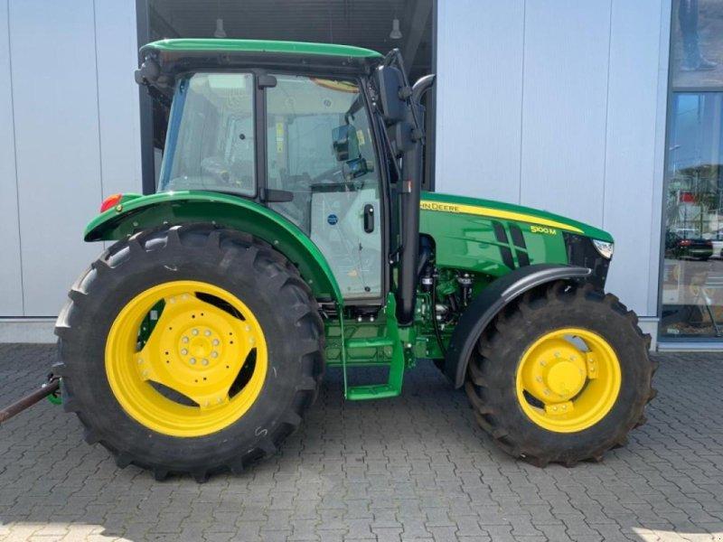 Traktor des Typs John Deere 5100M, Gebrauchtmaschine in Worms (Bild 1)