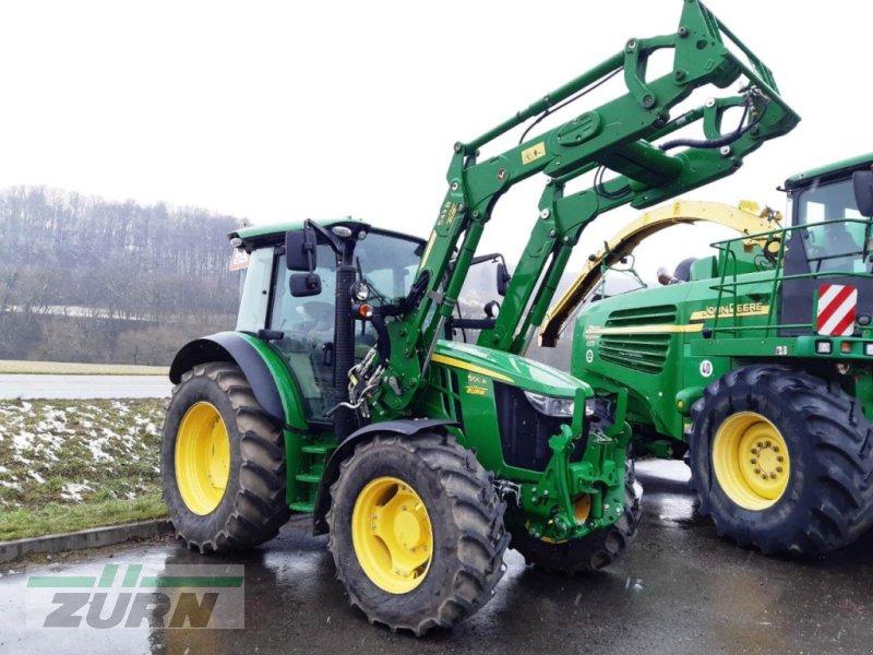 Traktor a típus John Deere 5100R Command8, Neumaschine ekkor: Schoental-Westernhausen (Kép 1)