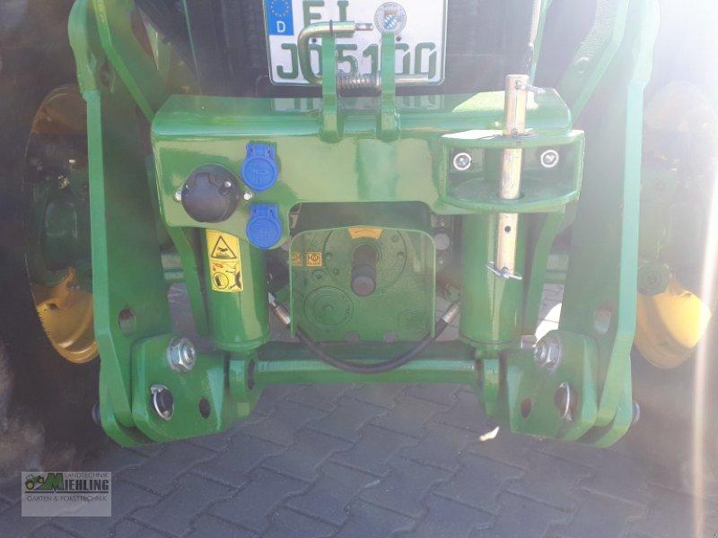 """Traktor des Typs John Deere 5100R mit 543R Frontlader """"Vollausstattung"""", Gebrauchtmaschine in Pollenfeld (Bild 6)"""