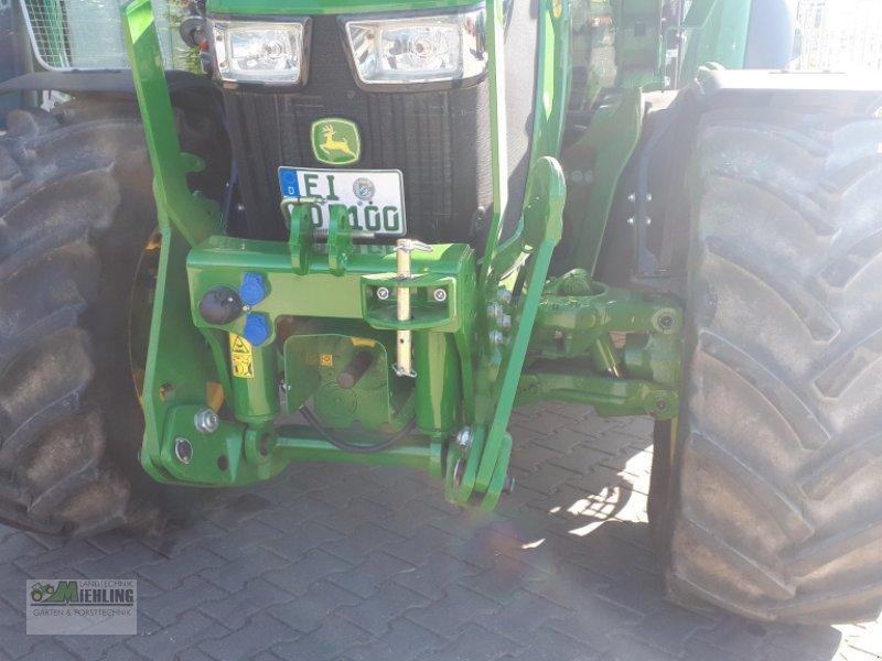 """Traktor des Typs John Deere 5100R mit 543R Frontlader """"Vollausstattung"""", Gebrauchtmaschine in Pollenfeld (Bild 7)"""