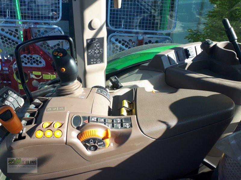 """Traktor des Typs John Deere 5100R mit 543R Frontlader """"Vollausstattung"""", Gebrauchtmaschine in Pollenfeld (Bild 8)"""