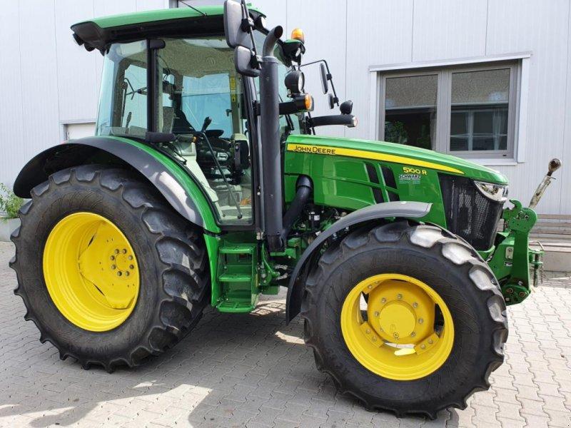 Traktor типа John Deere 5100R, Gebrauchtmaschine в Aspach (Фотография 3)
