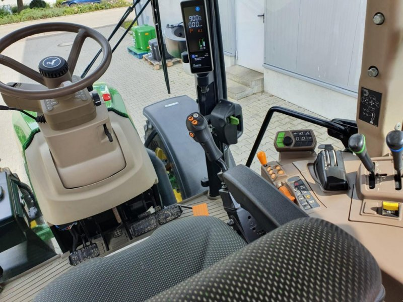 Traktor типа John Deere 5100R, Gebrauchtmaschine в Aspach (Фотография 8)