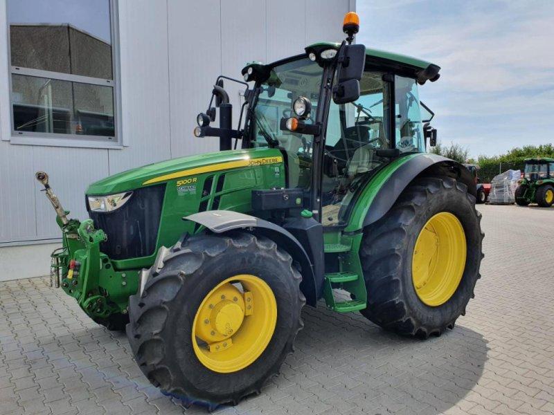 Traktor des Typs John Deere 5100R, Gebrauchtmaschine in Aspach (Bild 1)