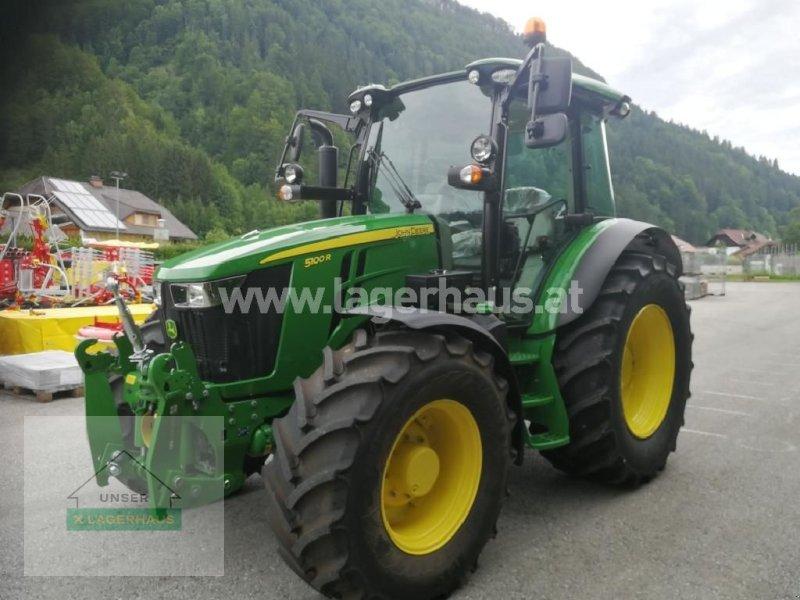 Traktor typu John Deere 5100R, Neumaschine v Göstling (Obrázok 5)