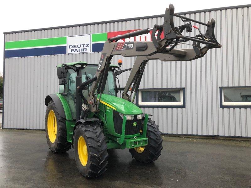 Traktor типа John Deere 5100R, Gebrauchtmaschine в CEAUCE (Фотография 1)