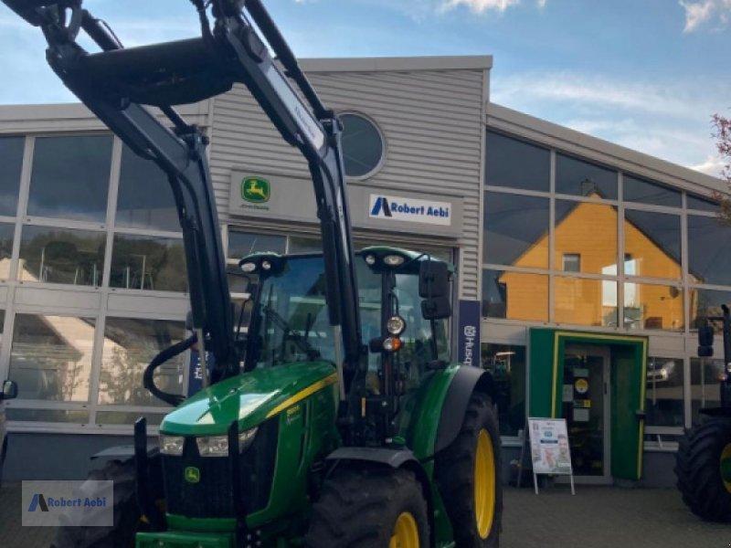 Traktor des Typs John Deere 5100R, Gebrauchtmaschine in Hillesheim (Bild 1)