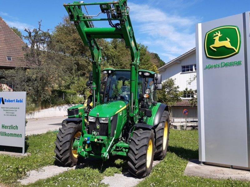 Traktor типа John Deere 5100R, Gebrauchtmaschine в Ersingen (Фотография 1)