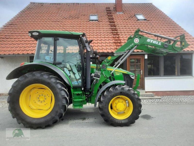 Traktor des Typs John Deere 5100R, Gebrauchtmaschine in Engerda (Bild 1)