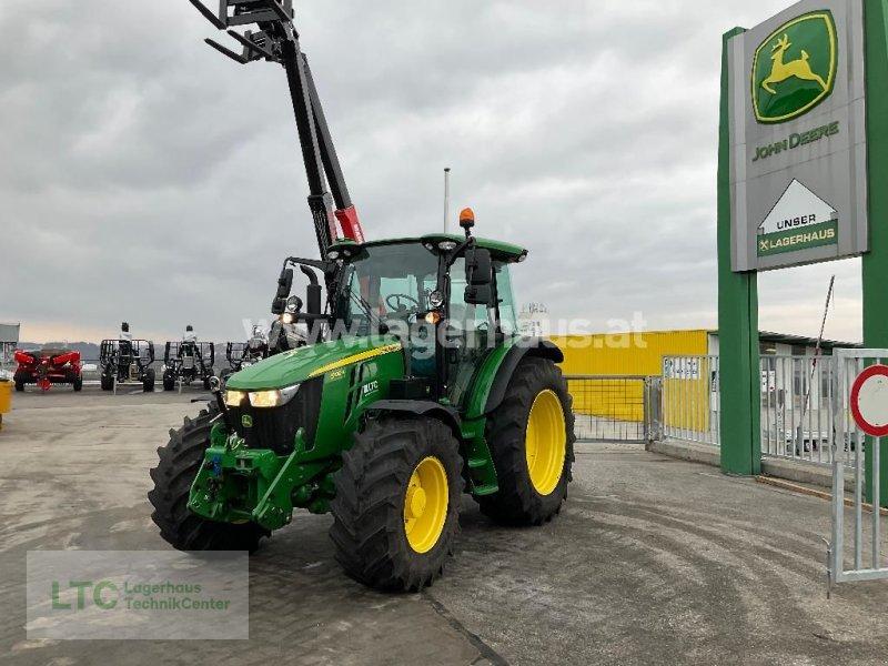 Traktor des Typs John Deere 5100R, Gebrauchtmaschine in Zwettl (Bild 1)