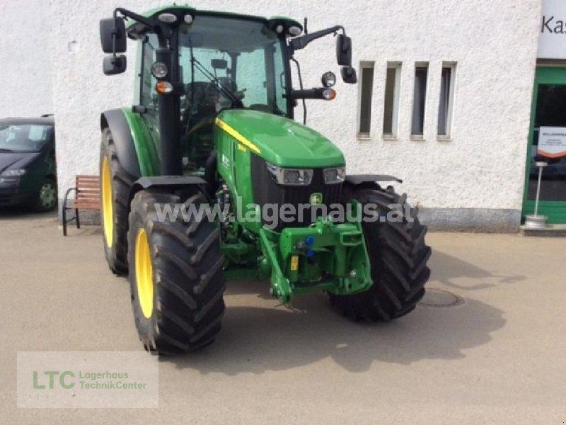 Traktor des Typs John Deere 5100R, Vorführmaschine in Zwettl (Bild 1)