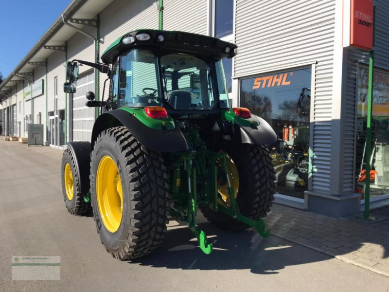 Traktor des Typs John Deere 5100R, Neumaschine in Kanzach (Bild 6)