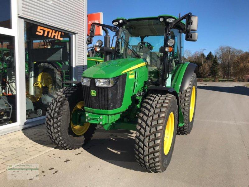 Traktor des Typs John Deere 5100R, Neumaschine in Kanzach (Bild 1)