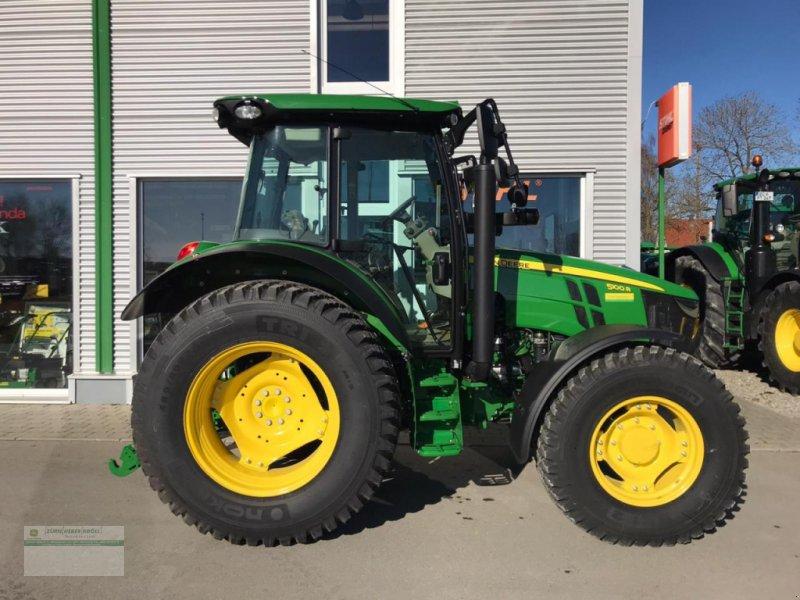 Traktor des Typs John Deere 5100R, Neumaschine in Kanzach (Bild 4)