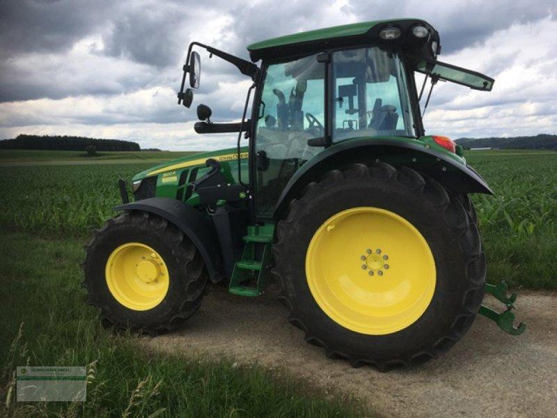 Traktor a típus John Deere 5100R, Gebrauchtmaschine ekkor: Kanzach (Kép 1)