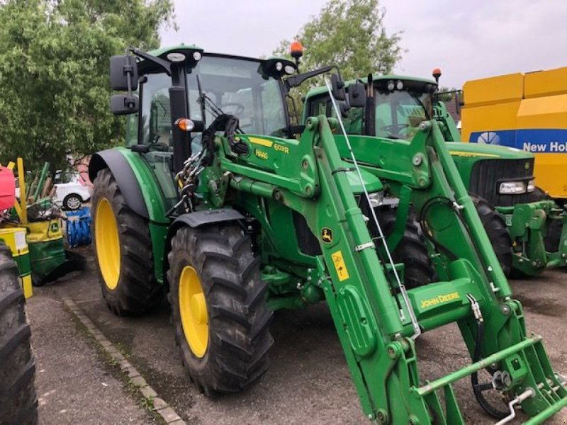 Traktor typu John Deere 5115R, Gebrauchtmaschine w VOLGELSHEIM (Zdjęcie 1)