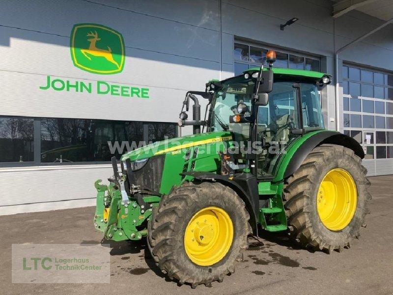 Traktor des Typs John Deere 5115R, Gebrauchtmaschine in Eggendorf (Bild 1)