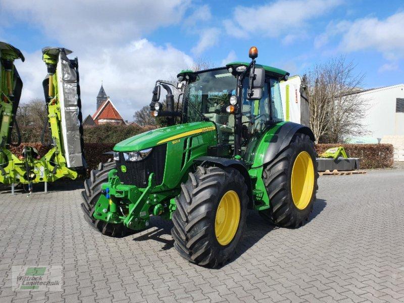 Traktor des Typs John Deere 5125 R, Gebrauchtmaschine in Rhede / Brual (Bild 1)