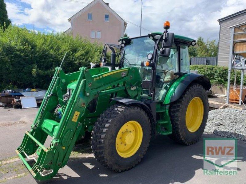Traktor des Typs John Deere 5125R, Gebrauchtmaschine in Diez (Bild 1)