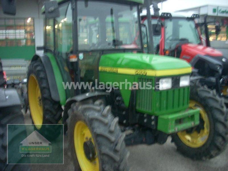 Traktor des Typs John Deere 5400 ALLLRAD, Gebrauchtmaschine in Eferding (Bild 1)