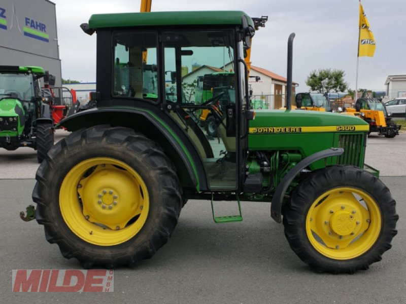 Traktor typu John Deere 5400, Gebrauchtmaschine v Creußen (Obrázok 7)