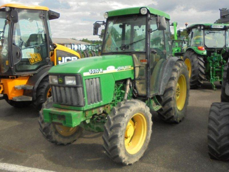 Traktor del tipo John Deere 5510, Gebrauchtmaschine en SAINT PALAIS  (Imagen 1)